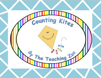 Counting Kites {Trace, Write and Count 1-10}