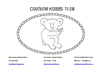 Counting Koalas 11-20