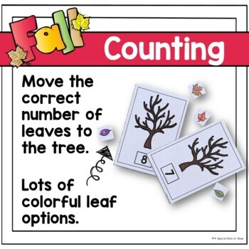 Counting Fall Leaves