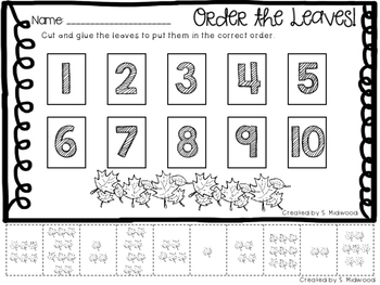 Counting Leaves Center