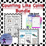 Counting Like Coins Bundle