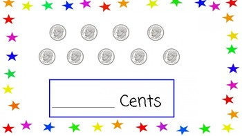Counting Like Coins Task Cards