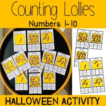 Counting Lollies