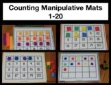 Counting Manipulative Mats