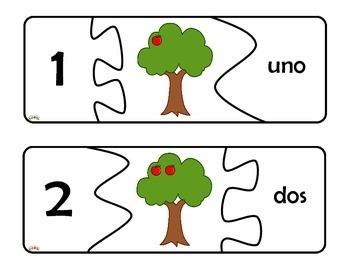 Counting Manzanas Puzzle