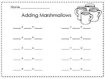 Adding Marshmallows