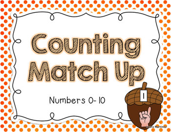 Counting Match Up