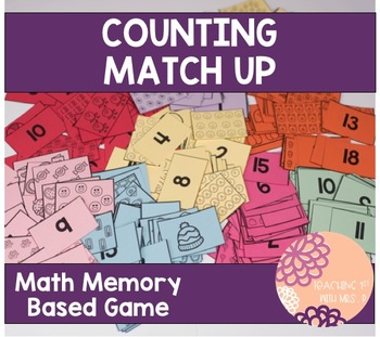 Counting Match Up- The Bundle