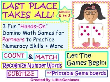 Kindergarten Math Games For Building Confidence