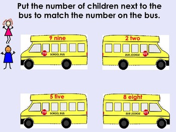 Counting Math Lesson