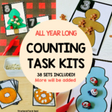 Preschool Math Activities | Counting All Year Long