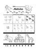 Counting Math Zoo Numbers 1-6