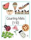 Counting Mats 1-10