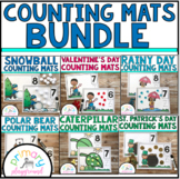 Counting Mats 1 - 20 Bundle