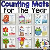 Counting Mats #1-20 Bundle