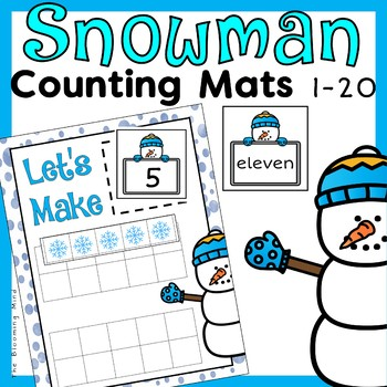 Winter Counting Mats 1-20