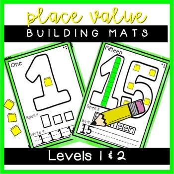 Place Value Building Mats
