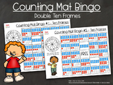 "Counting Mat Bingo ""Set"" - Double Ten Frames"