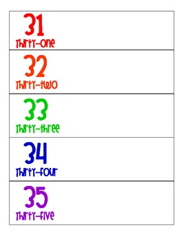 Counting Mats! {FREE!}