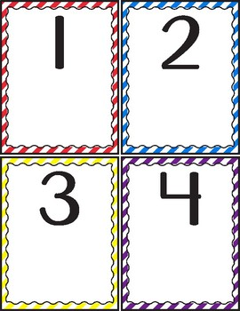 Counting Mats FREEBIE