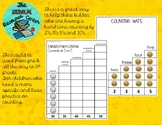 Counting Mats in English and Spanish
