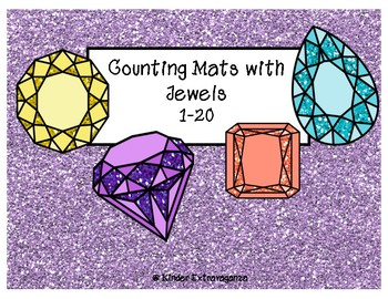 Counting Mats with Jewels