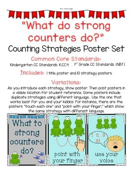 Counting Strategies Mega Set