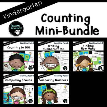 Counting Mini-Bundle (Kindergarten)