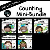 Kindergarten Counting Bundle (Standards-Aligned)
