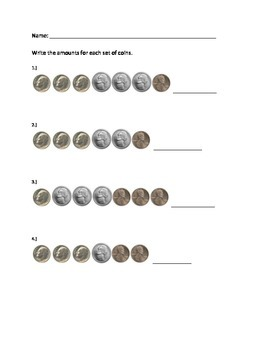 Counting Mixed Coins 2