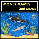 Counting Money - 2nd Grade Money Games - SHIPWRECK and SPLASH