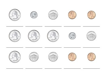 Counting Money Activity