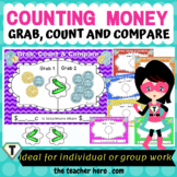 Counting Money Activity- Grab and Count