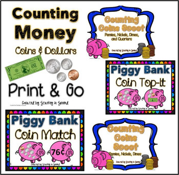 Counting Money {BUNDLE}