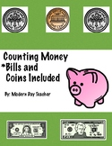 Counting Money-Bills and Coins