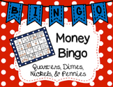 Counting Money Bingo Game