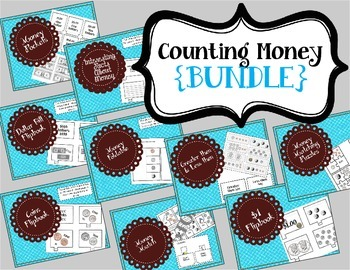 Counting Money Bundle