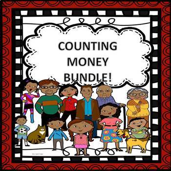 Counting Money Bundle