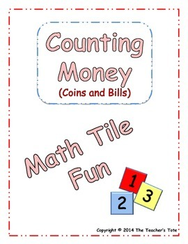 Counting Money - Coins and Bills