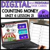 Counting Money | DIGITAL TASK CARDS | PRINTABLE TASK CARDS