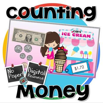 Counting Money Digital Activity