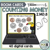 Counting Money Digital Task Cards