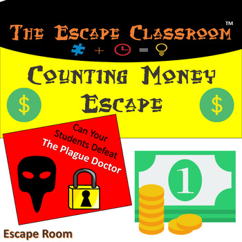 Counting Money Escape Room