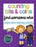 Counting Money - Find Someone Who