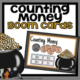 Counting Money First Grade BOOM Cards