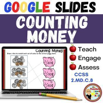 Counting Money - GOOGLE INTERACTIVE CLASSROOM!