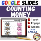 Counting Money - GOOGLE INTERACTIVE CLASSROOM!
