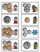 Counting Money Game (Winter Troll Fun)