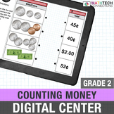 Counting Money 2nd Grade Digital Math Activities for Googl