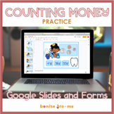 Counting Money Google Slides Distance Learning